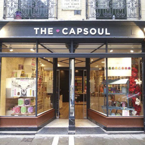 The capsoul coffee & tea